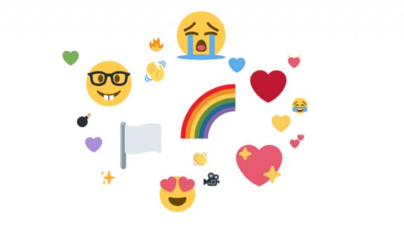 Emoji cloud